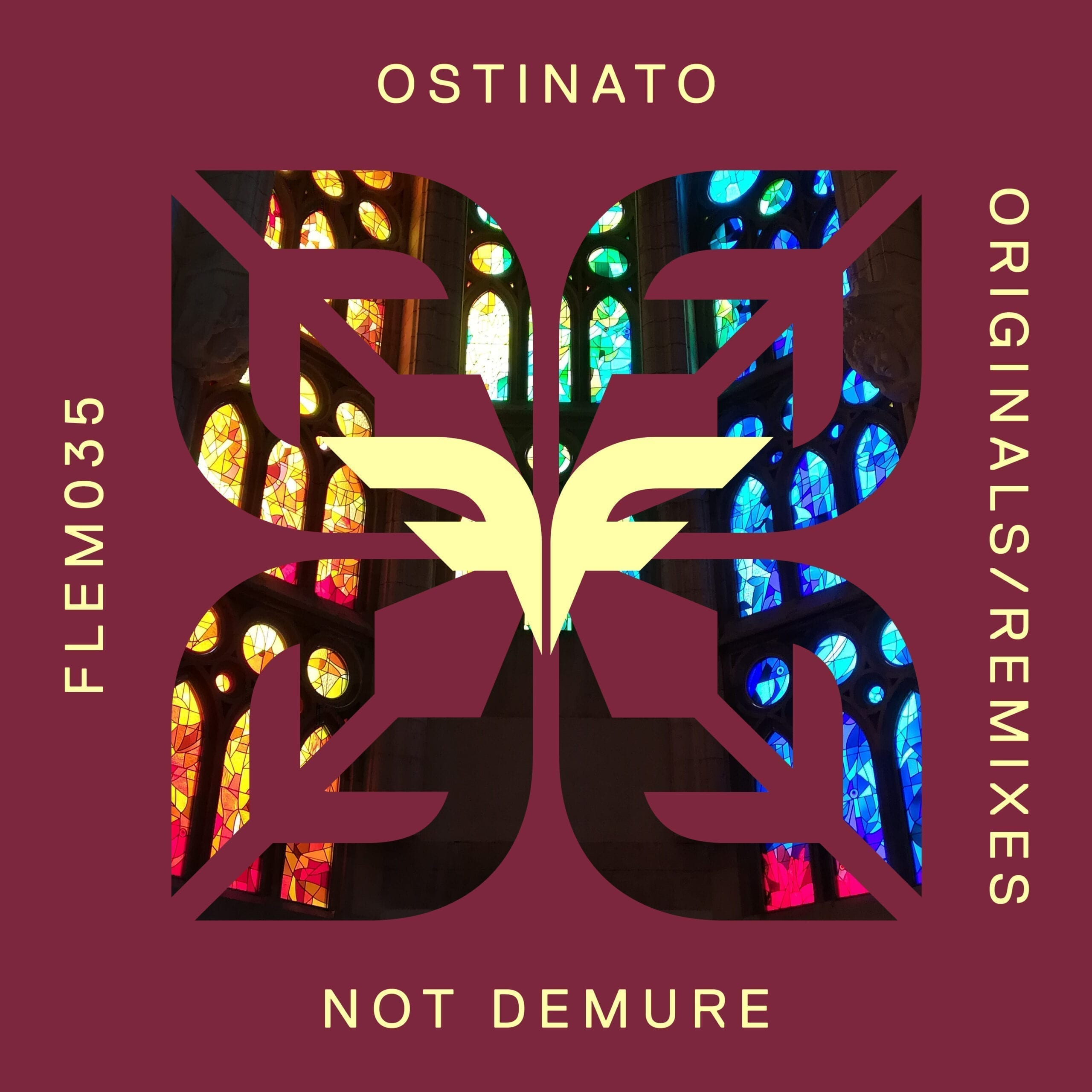 "Flemcy Music about to release Not Demure's ""Ostinato"" EP"