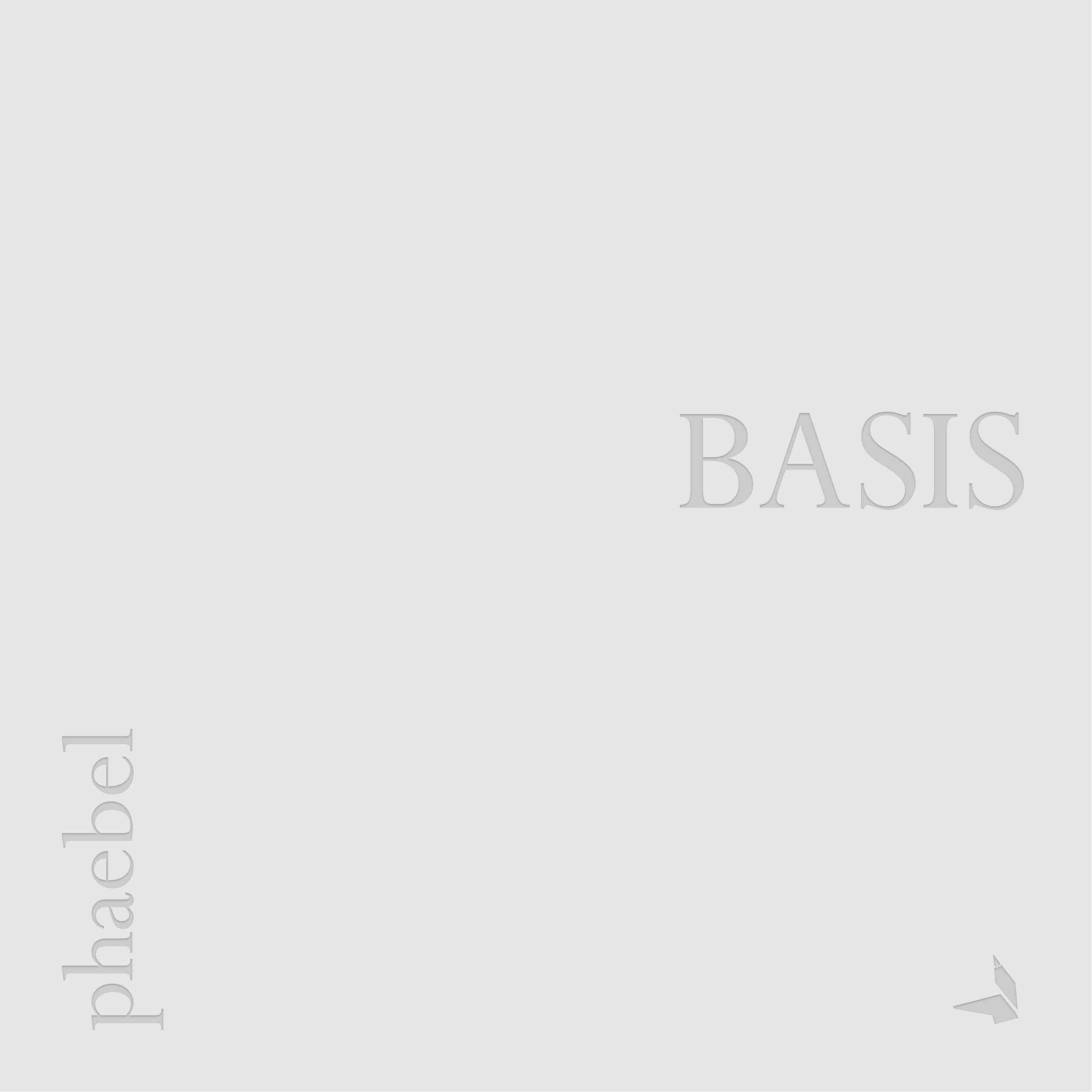 "phaebel present their debut album ""BASIS"""