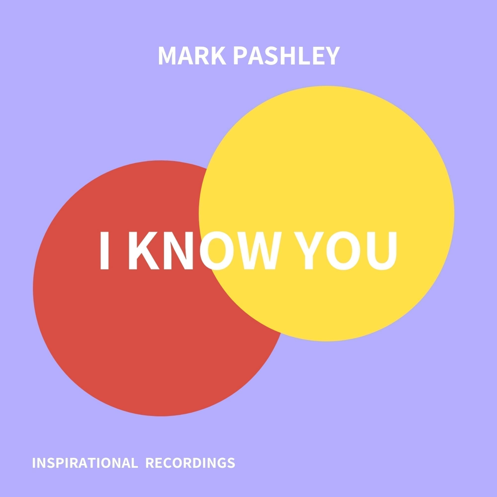 I Know You by Mark Pashley