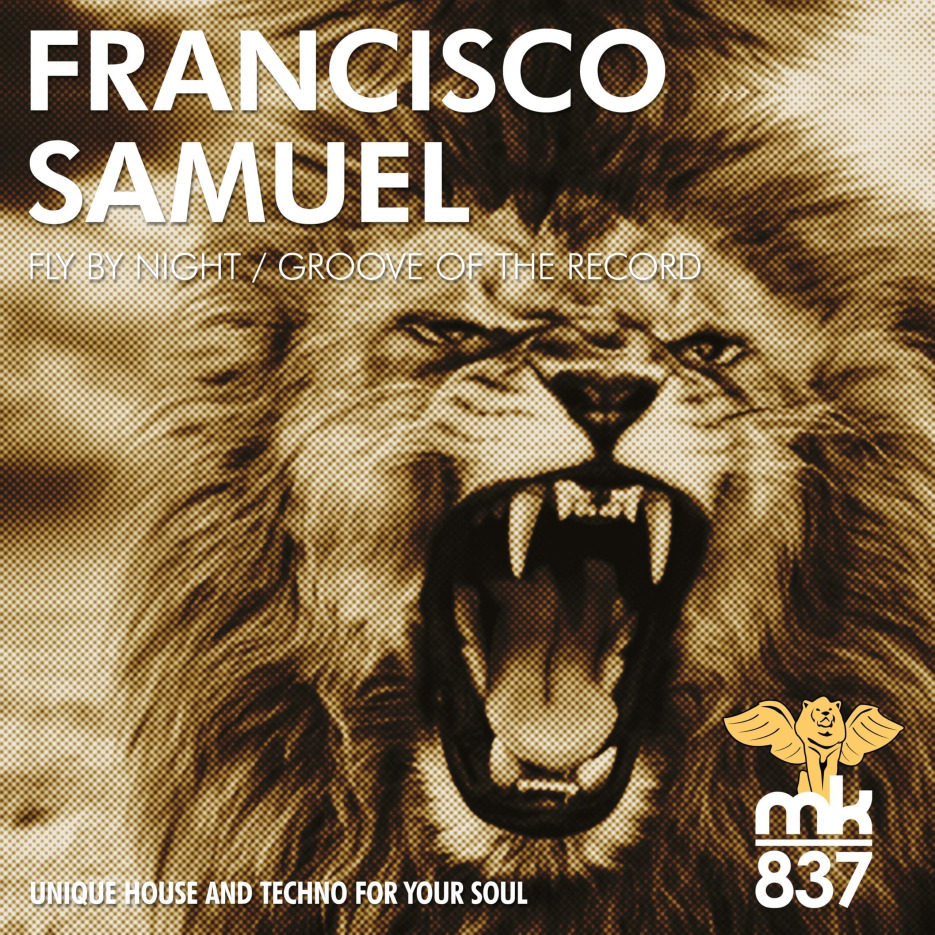 Francisco Samuel back on mk837 to kick the tires with Fly by Night / Groove of the Record