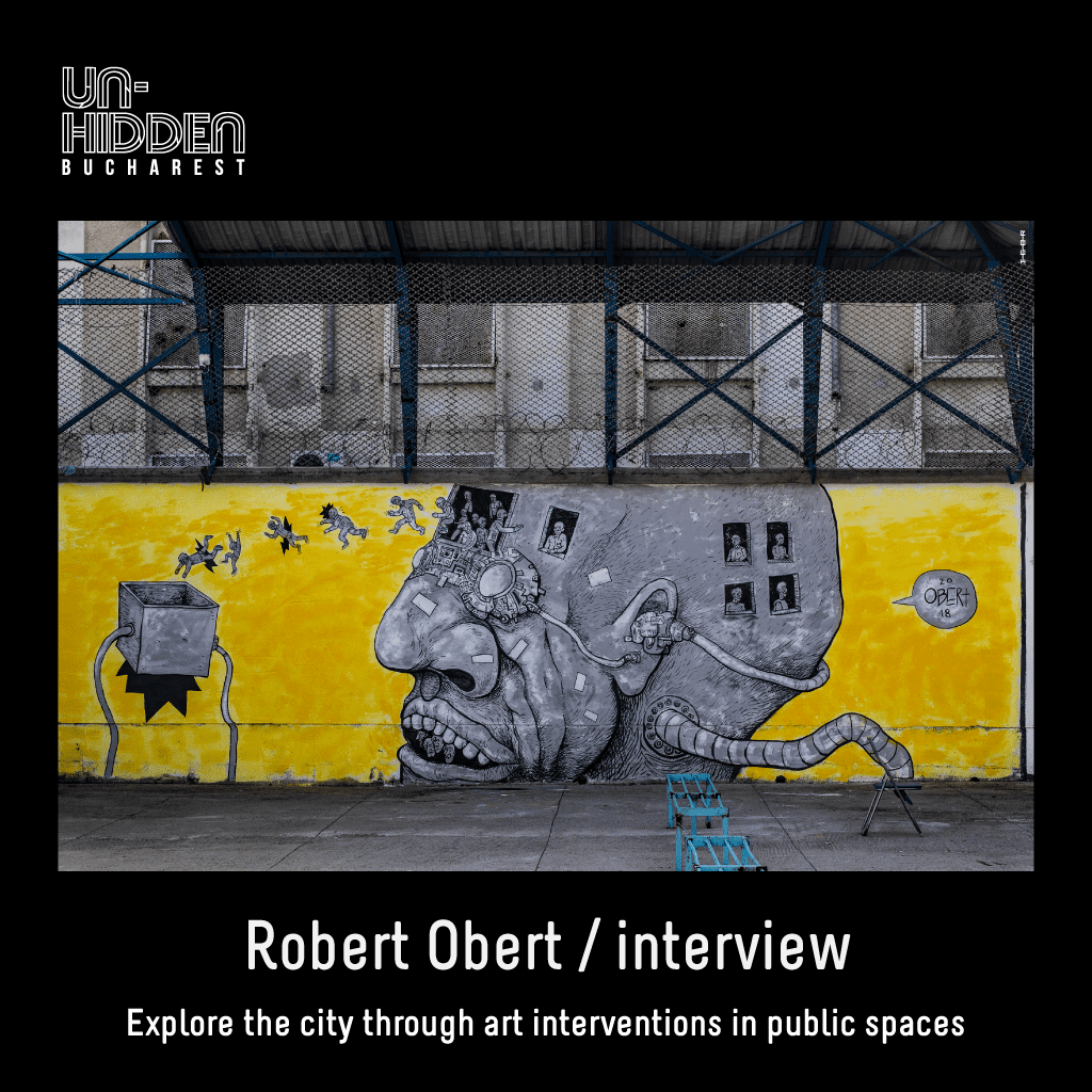 Robert Obert - interviu Un-hidden Bucharest