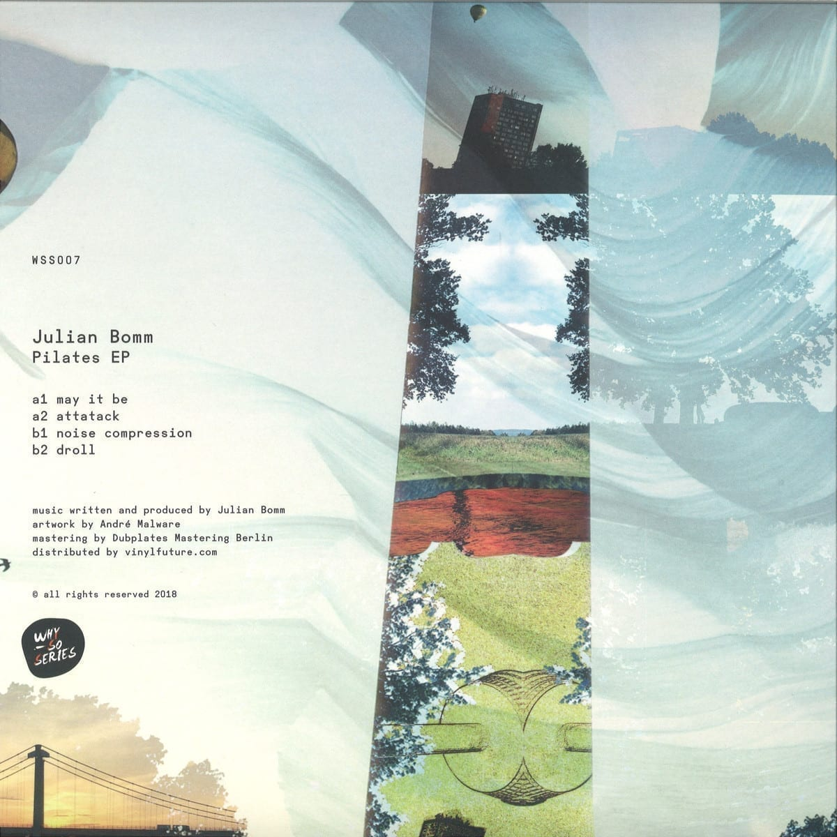 julian bomm - pilates ep [why so series] back
