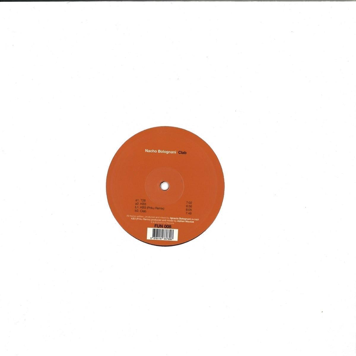 nacho bolognani - clab [fun records] back