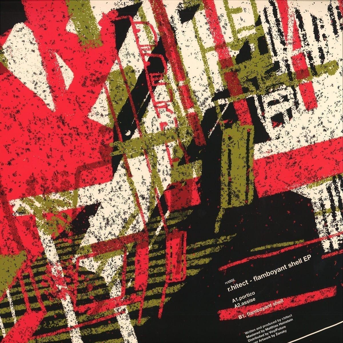 r.hitect - Flamboyant Shell EP [r.hitect] back