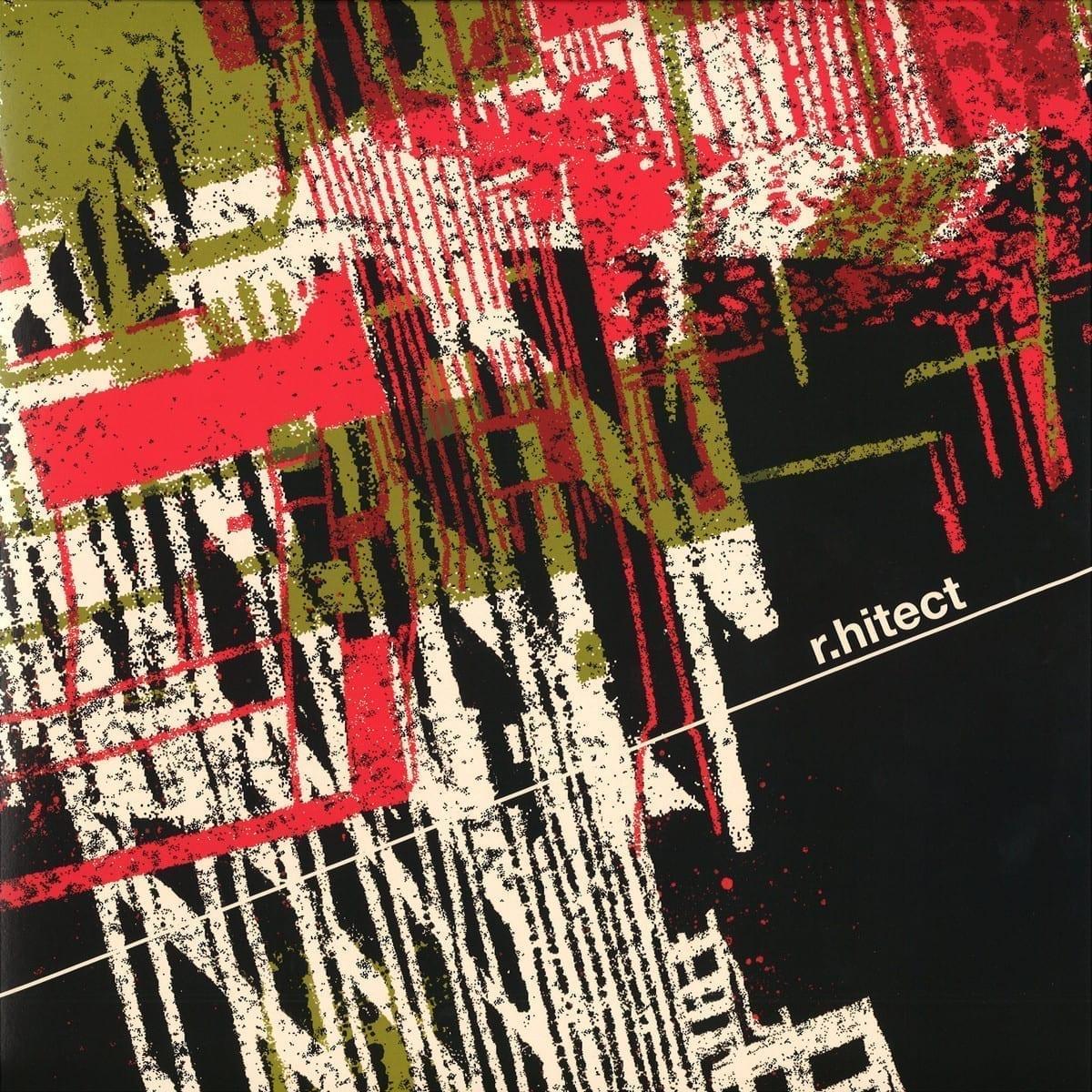 r.hitect - Flamboyant Shell EP [r.hitect] front