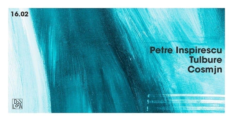Dubla: Petre Inspirescu / Tulbure / Cosmjn