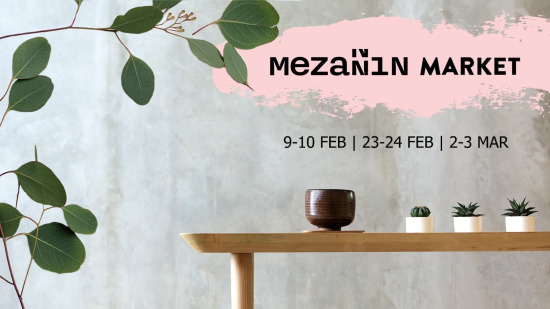 Mezanin Market @Palatul Universul