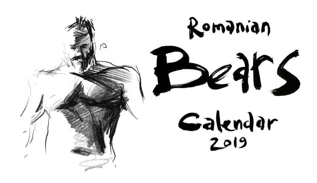 Lansarea Calendarului Romanian Bears 2019