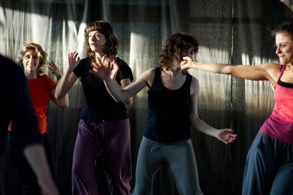 Mișcare/Vitalitate- Atelier de dans cu Mădălina Dan