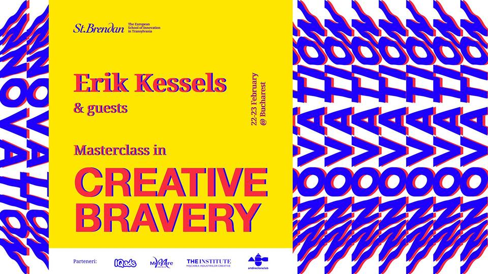 Creative Bravery with Erik Kessels & Guests