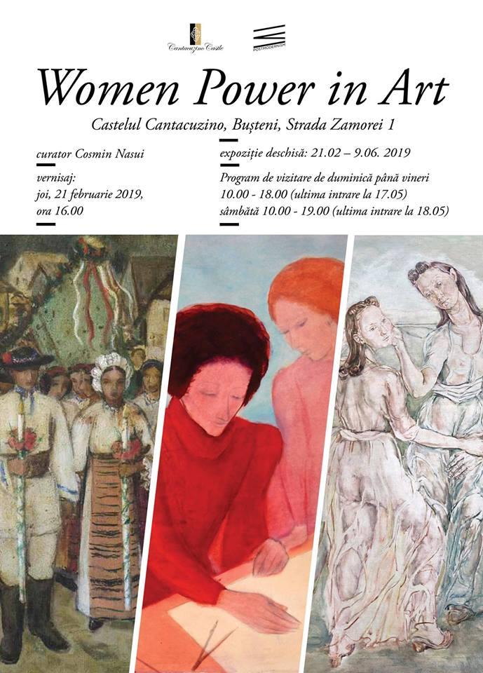 Women Power in Art - Opening