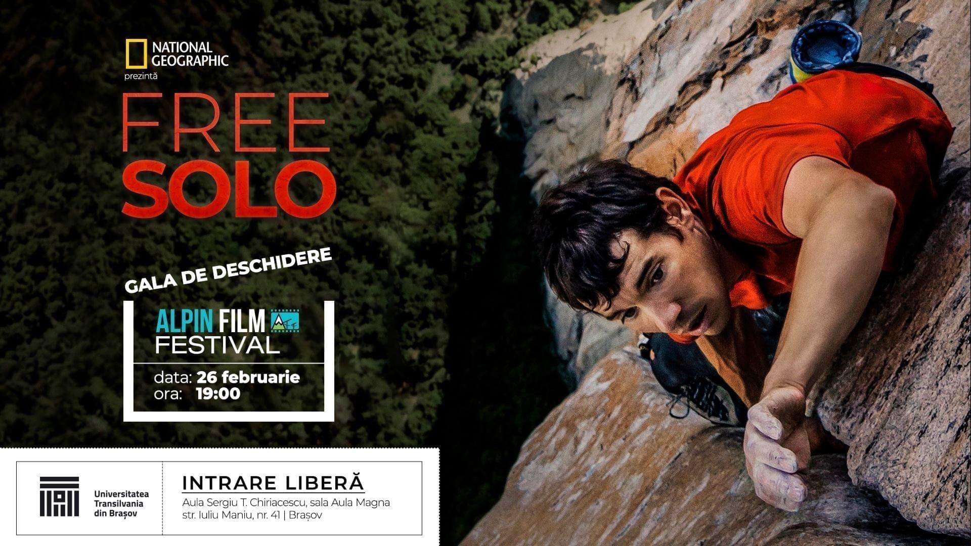 Gala Deschidere Alpin Film Festival