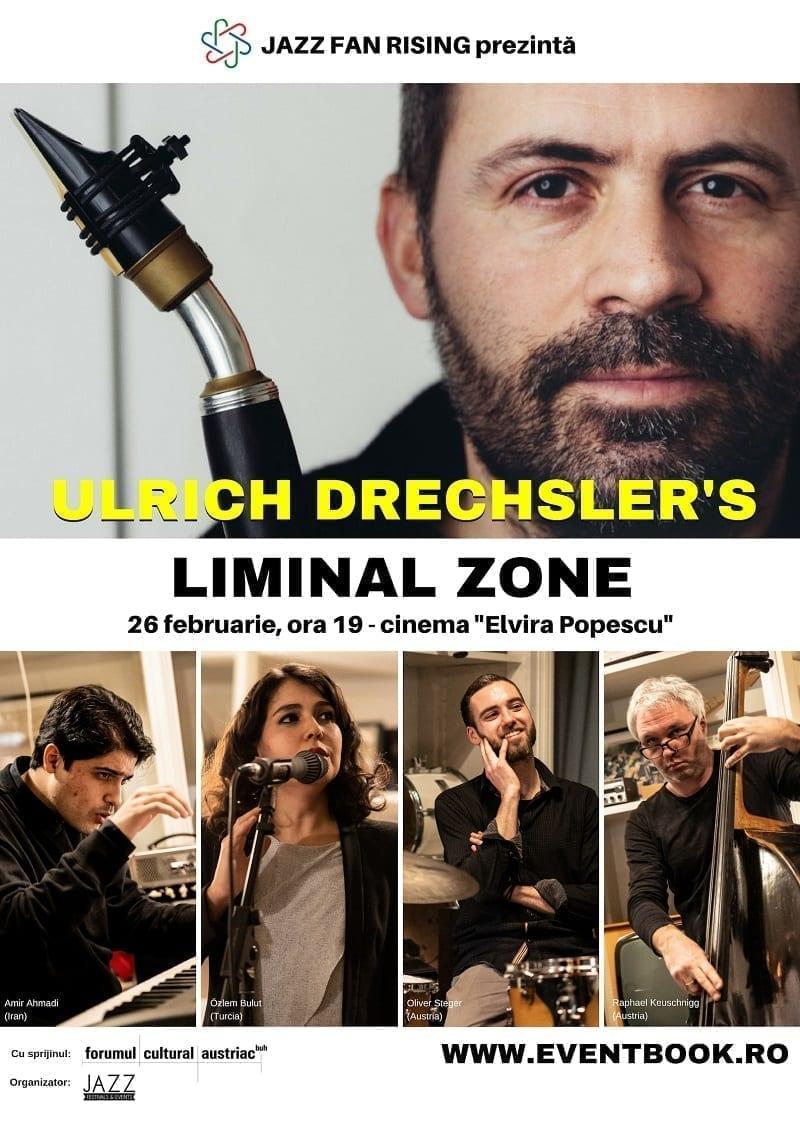Afis Ulrich Drechsler Liminal Zone 2019
