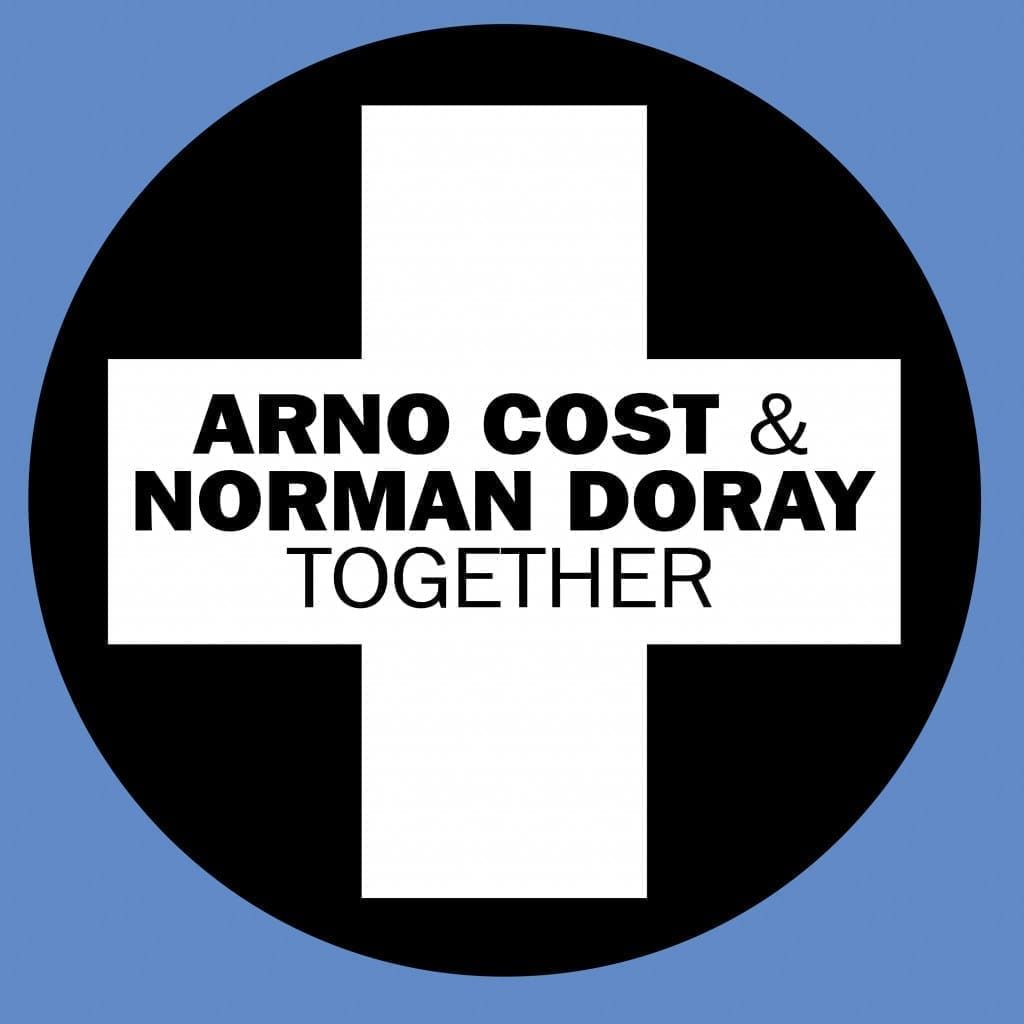 Arno Cost and Norman Doray Together on Positiva Records