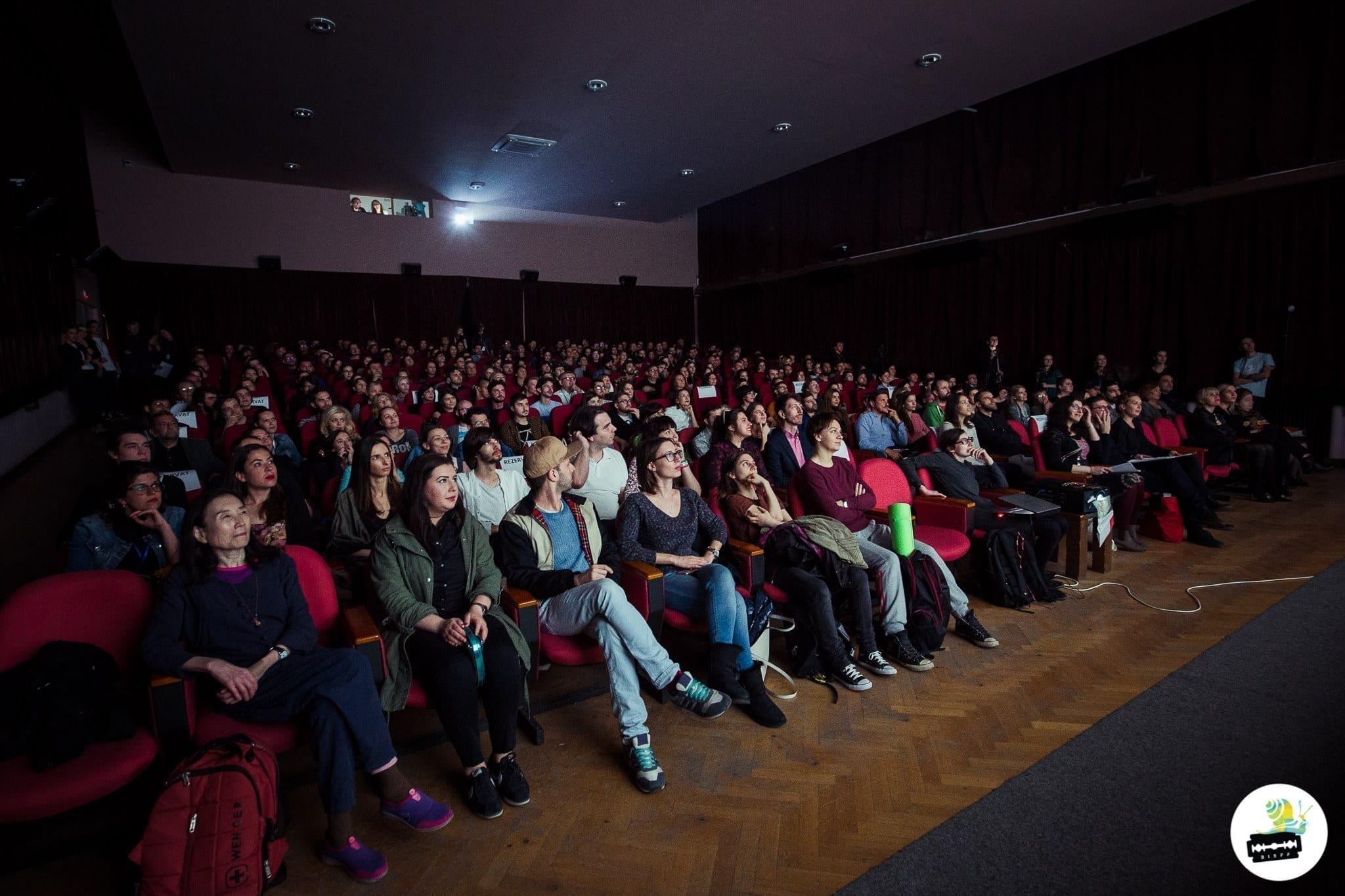Bucharest International Experimental Film Festival BIEFF