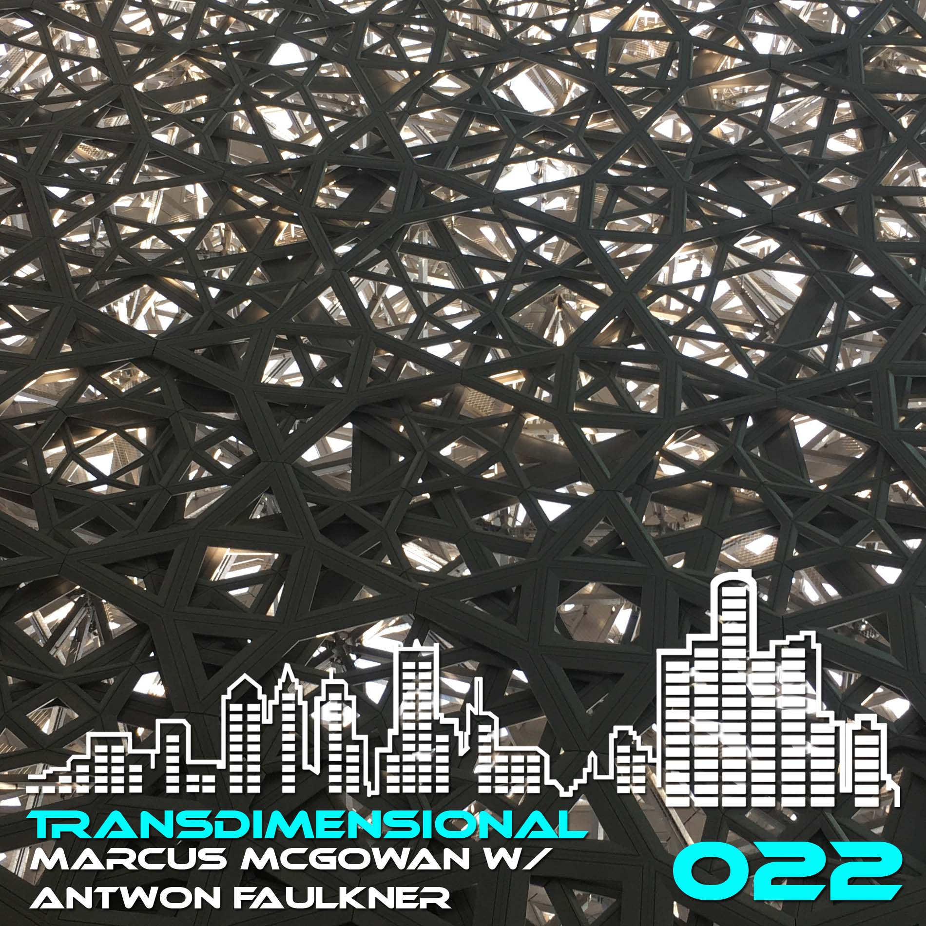 Hijacked Records Detroit presents Transdimensional by Marcus McGowan