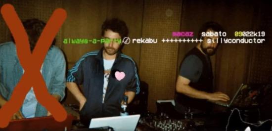 Always-a-Party w. Rekabu + Sillyconductor - Macaz