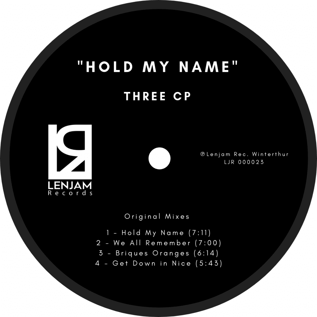 """Three CP presents """"Hold My Name"""""""