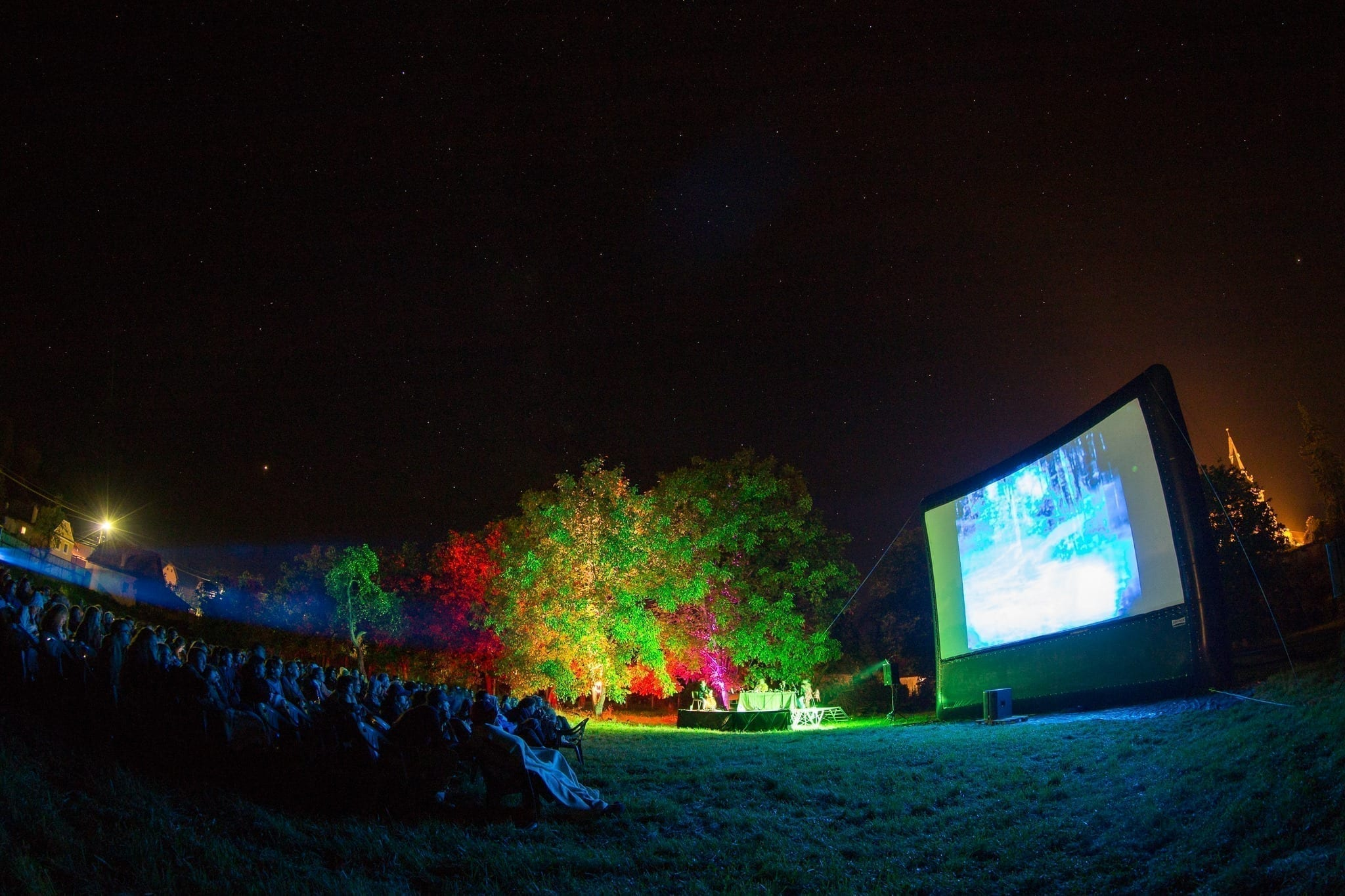 Luna Plina – Festivalul Filmului Horror @ Biertan
