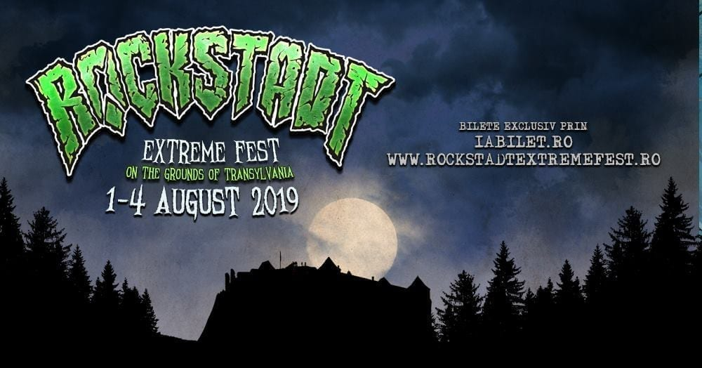 Rockstadt Extreme Fest 2019 - Official Event