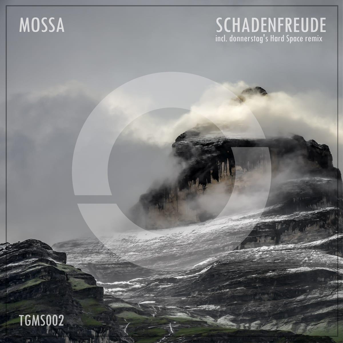 """The second release from Tanzgemeinschaft is """"Schadenfreude"""" by Mossa"""