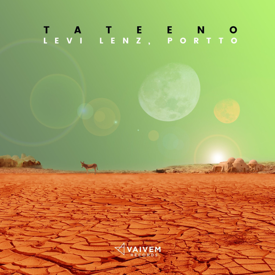 """VaiVem Records delivers """"Tateeno EP"""" by Portto & Levi Lenz"""