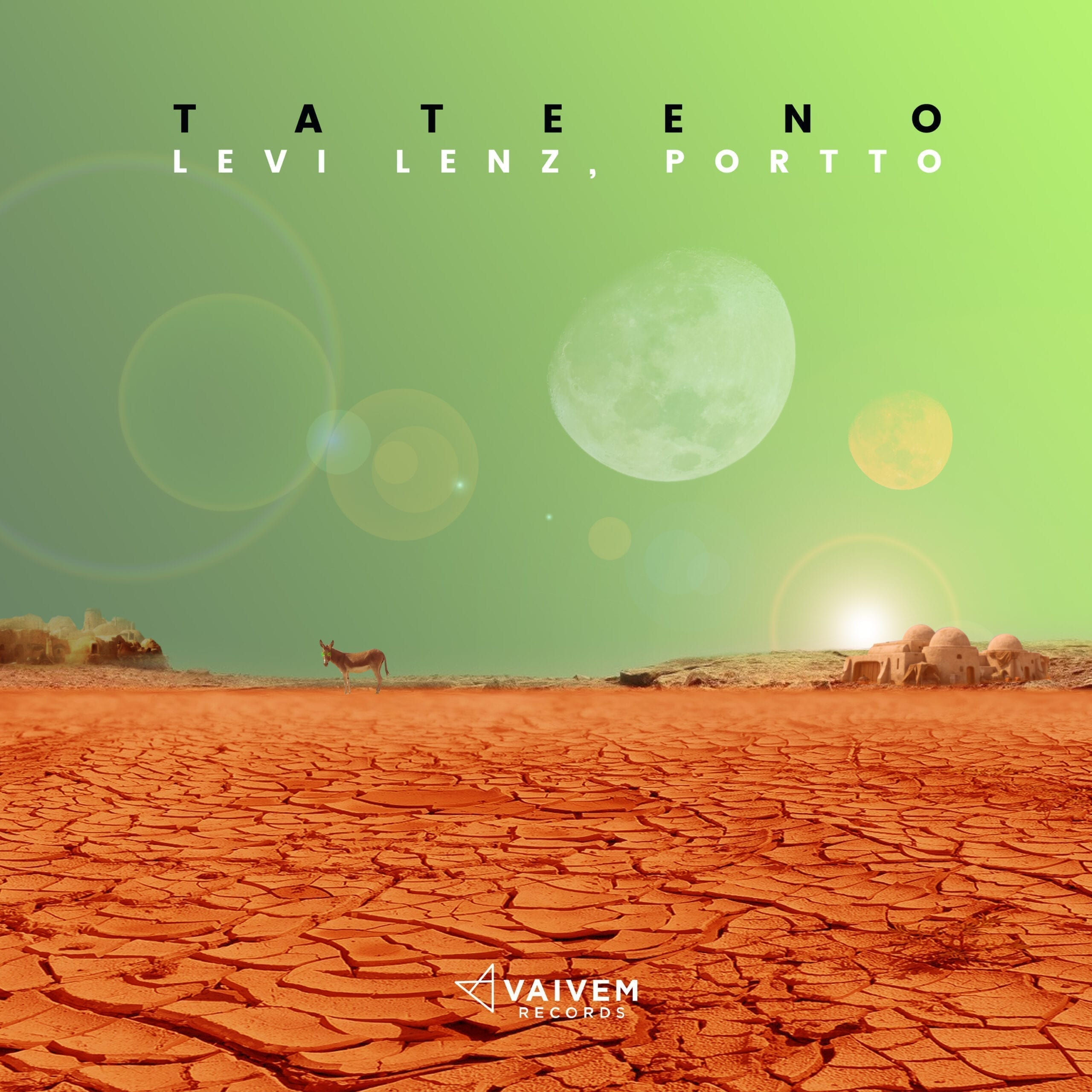 "VaiVem Records delivers ""Tateeno EP"" by Portto & Levi Lenz"