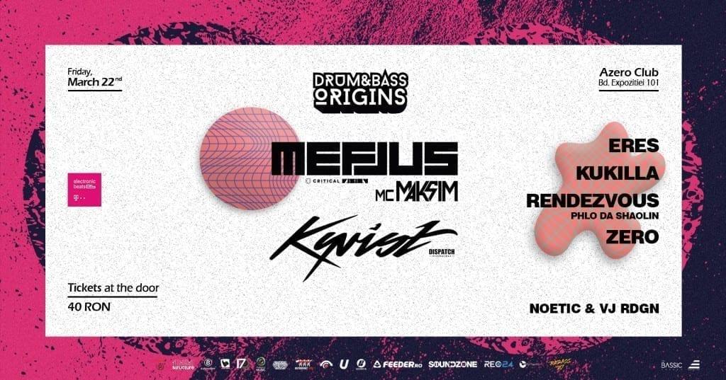 Mefjus w/ Maksim MC & Kyrist / Bucharest, Romania