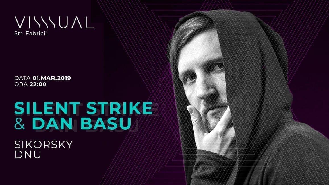 Silent Strike & Dan Basu [AV] / Sikorsky / DNU - Visssual