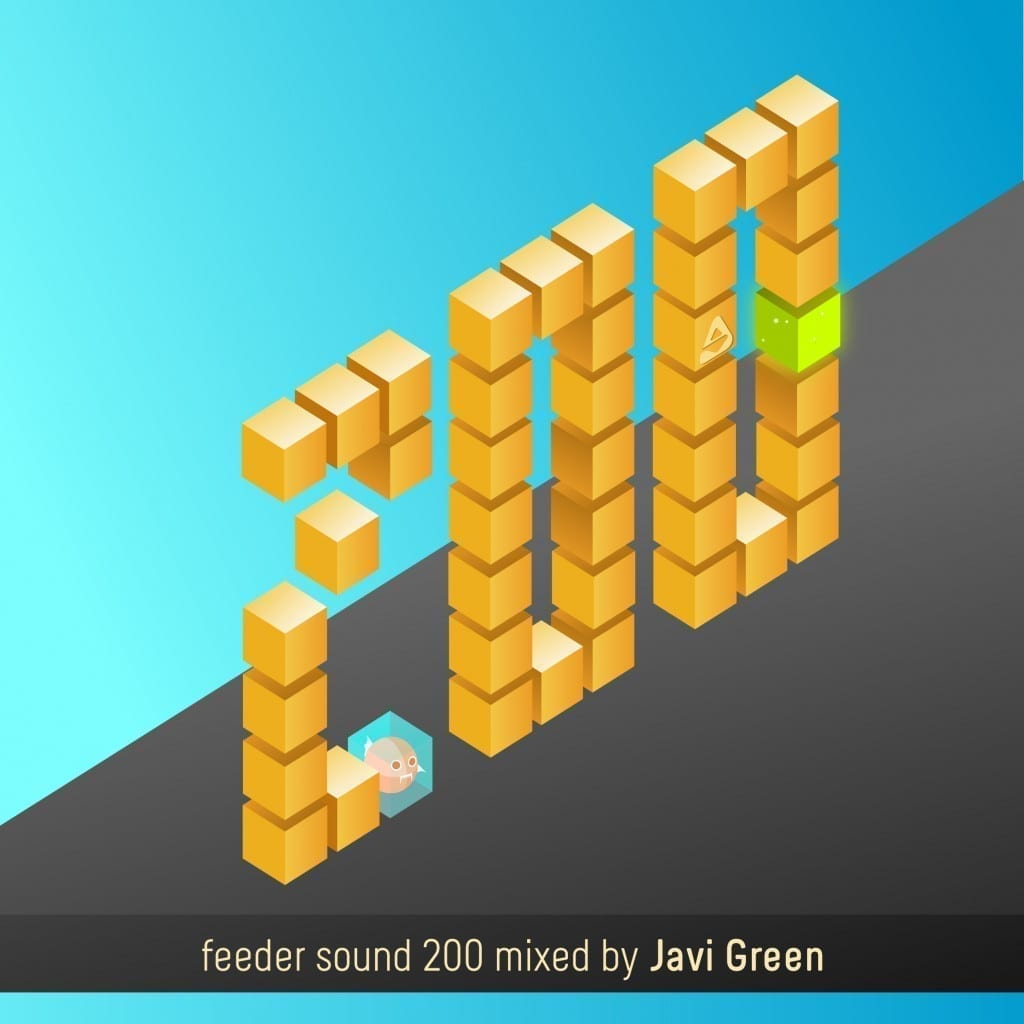 feeder sound 200 mixed by Javi Green
