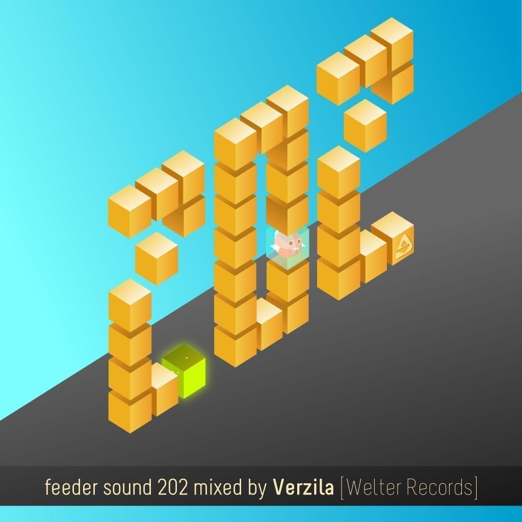 feeder sound 202 mixed by Verzila [Welter Records]
