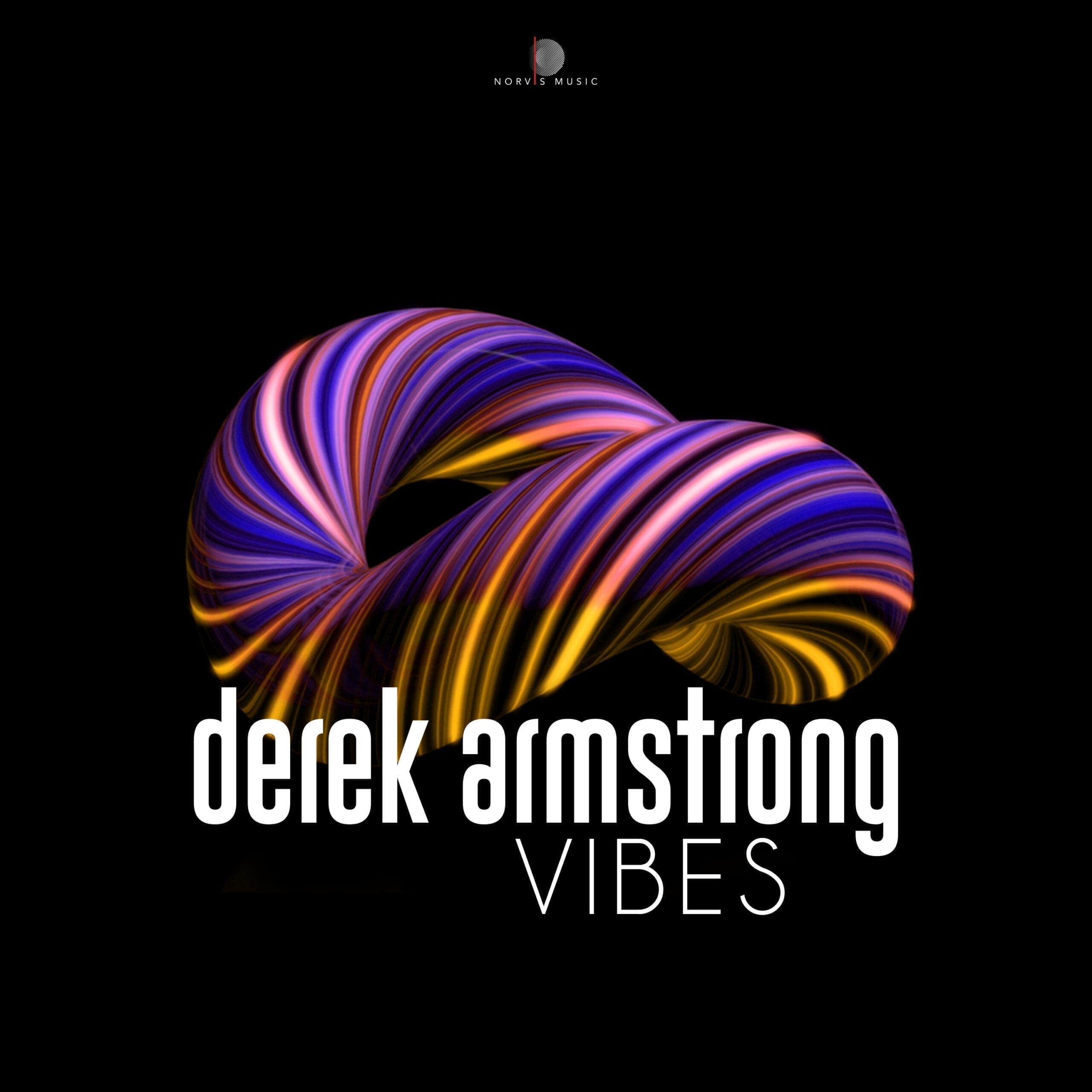 "Derek Armstrong is back on Norvis Music with his new ep ""Vibes""."