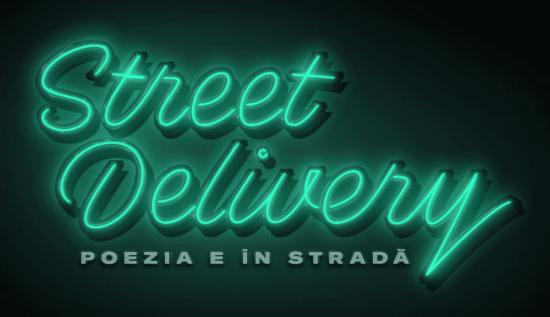 Street Delivery 2019 — Poezia e în stradă!