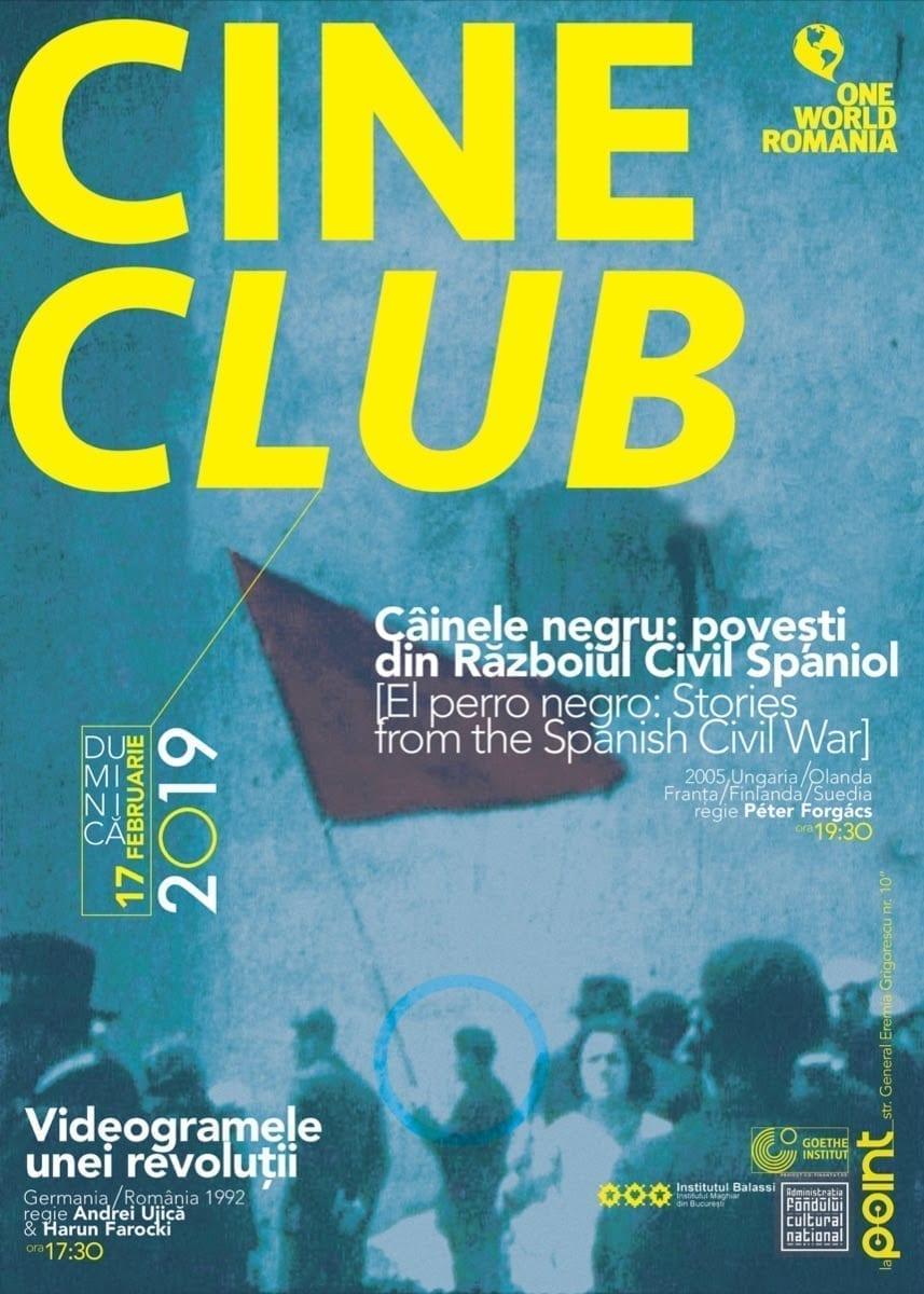 Andrei Ujică și Péter Forgács revin la Cineclub și la festival