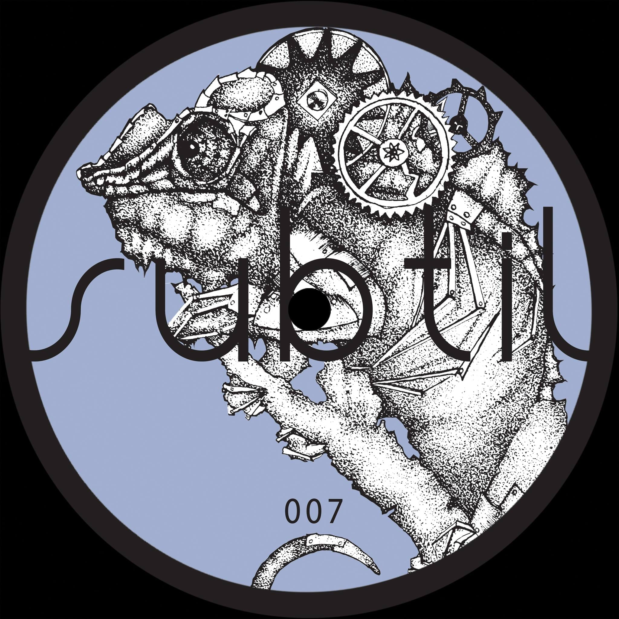 VRAC - Repattern EP | SBTL007