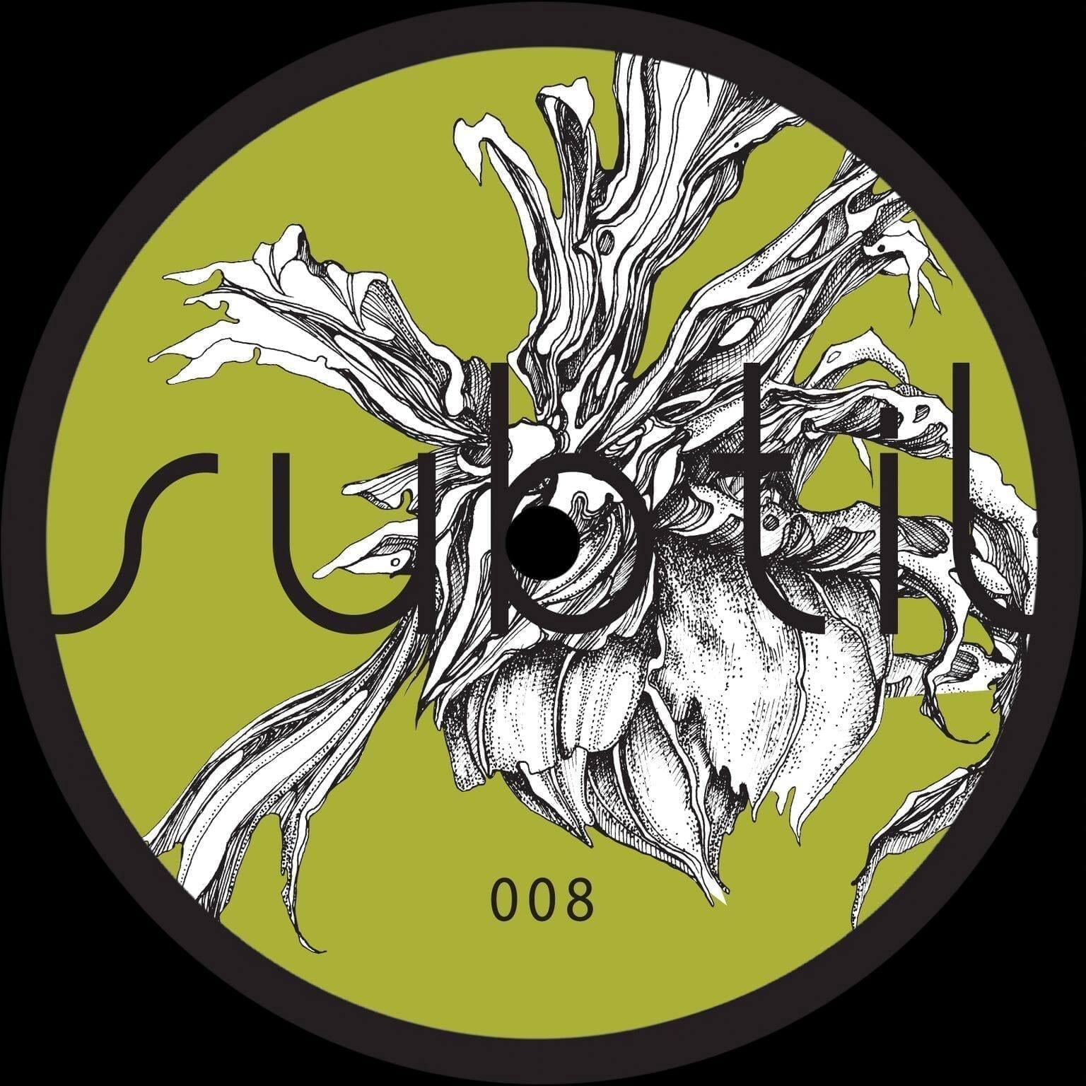 Cosmjn - Vibr8 EP | SBTL008