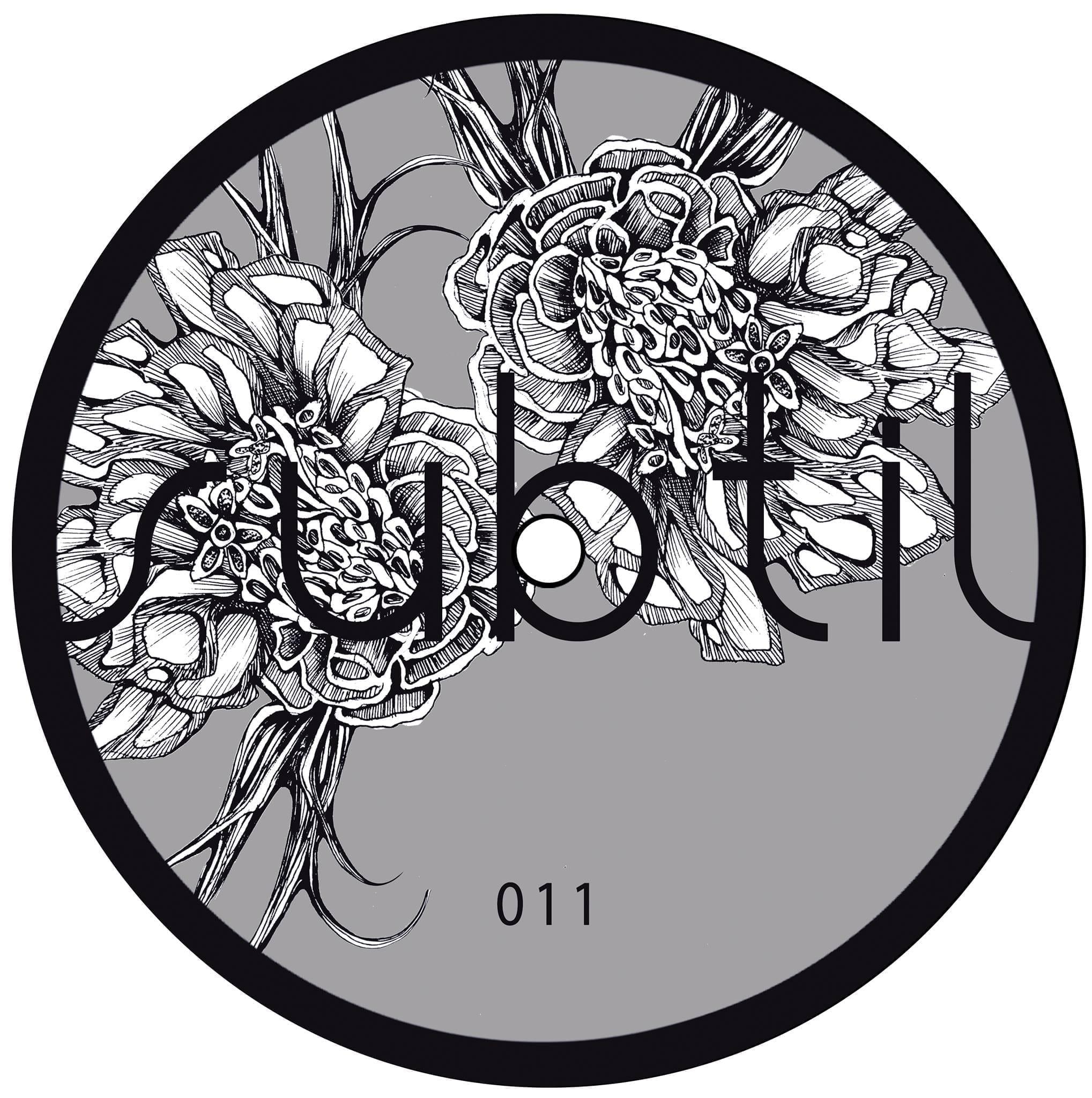 Piktor - Senin EP | SBTL011