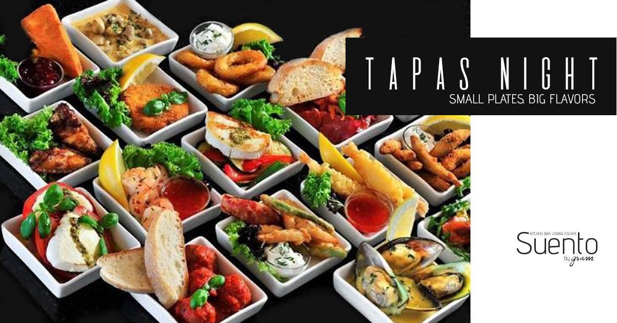 Tapas Night
