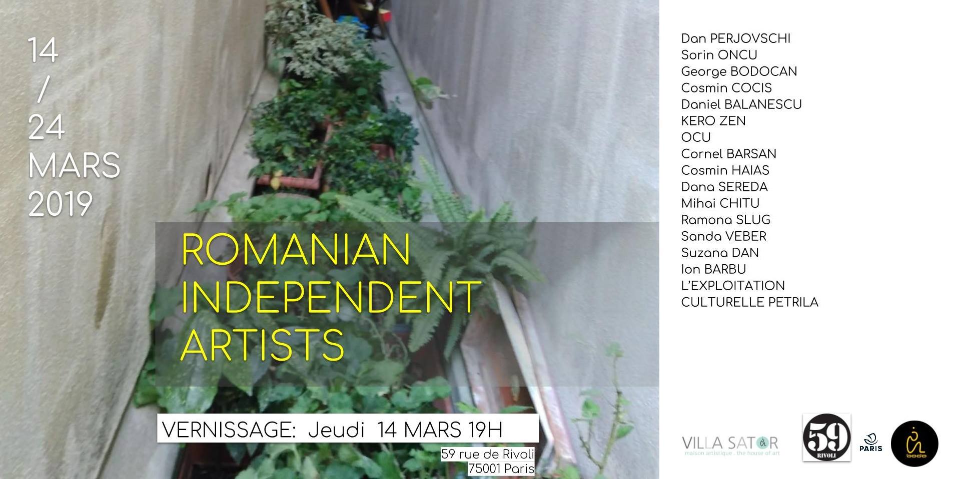 Romanian Independent Artists