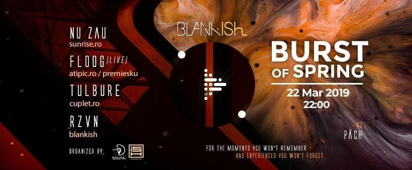 Blankish: Burst of Spring