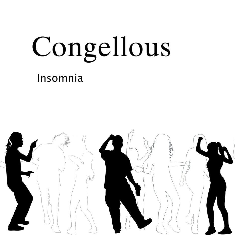 Congellous - Insomnia sleeve