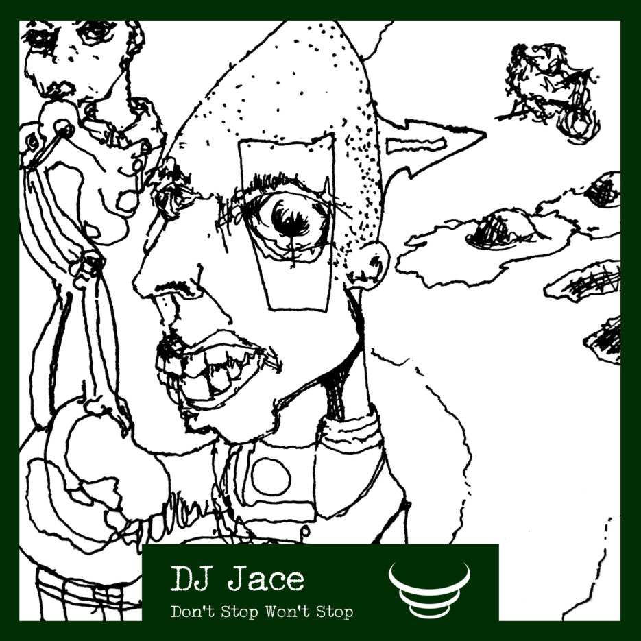"""DJ Jace is back with another Detroit inspired ep, titled """"Dont Stop Wont Stop"""""""