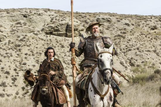 PREMIERĂ: Don Quijote ajunge cinematografele din țară