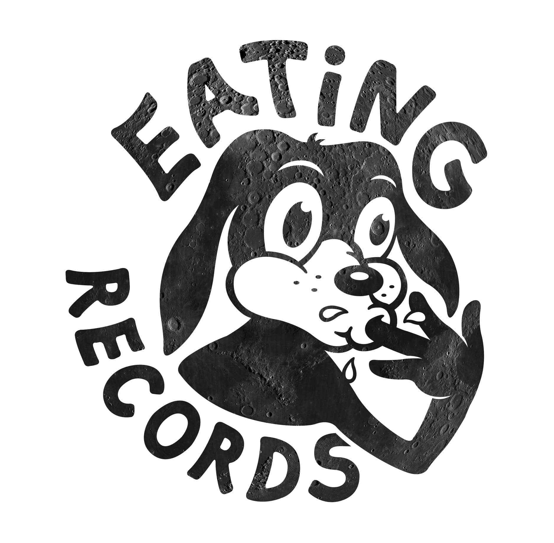 Teluric - Signals From The Moon [Eating Records] EAT004 Front