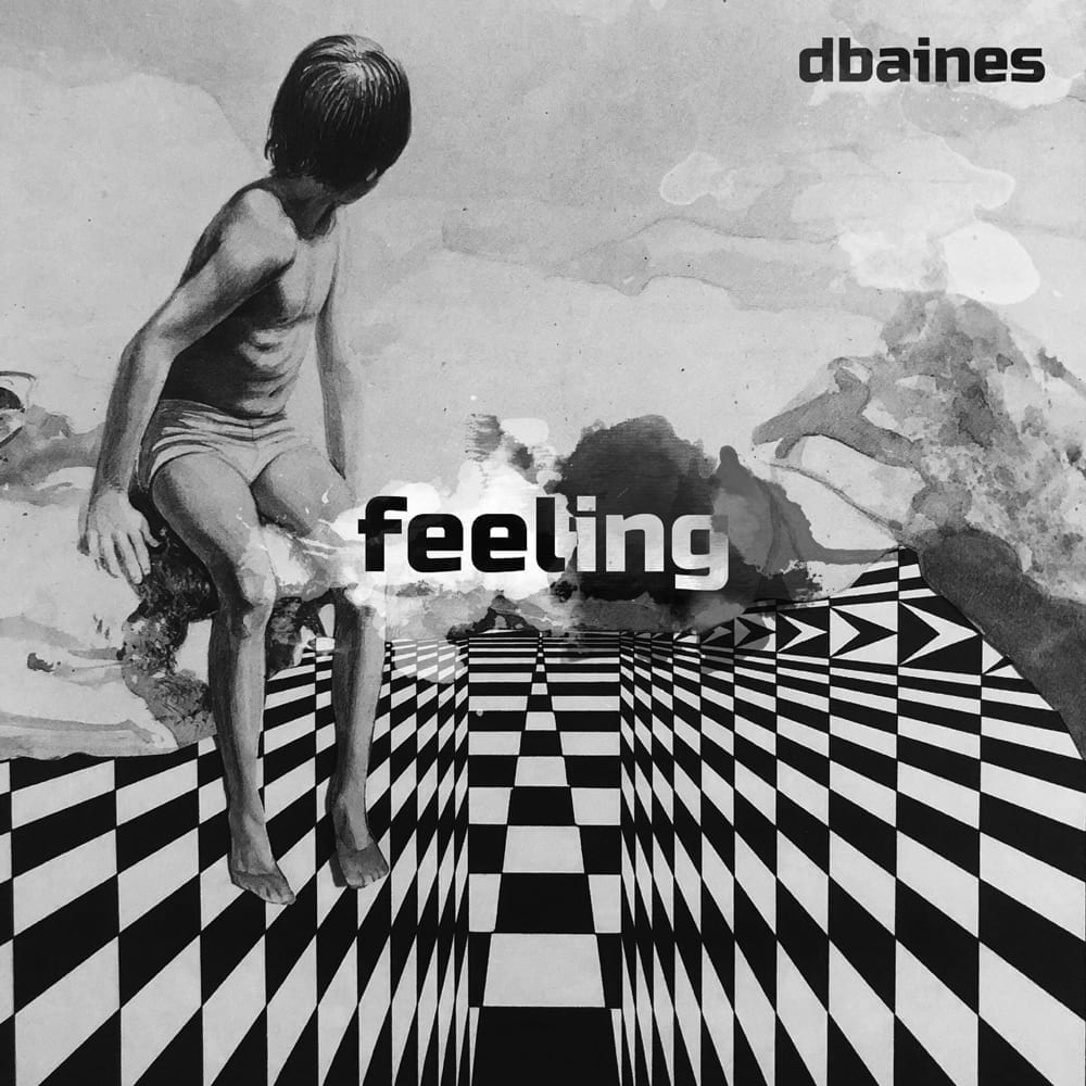 """dbaines gets on Muscle Memory with a new single titled """"Feeling""""."""