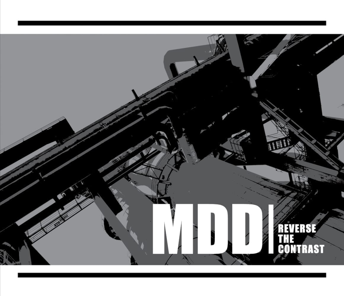 MDD is getting ready to release the new album 'Reverse The Contrast' via their label Hands on March 8th
