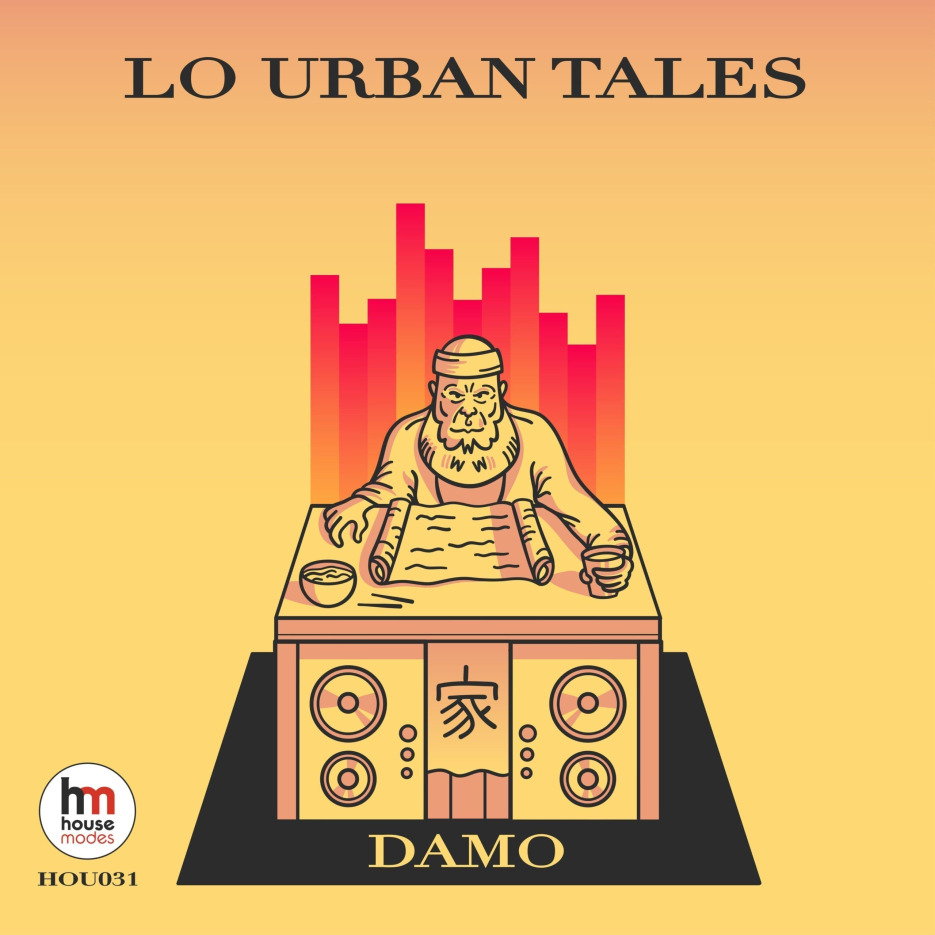 """""""Lo Urban Tales"""" by Damo is the follow up album to 2018's """"Sofography"""""""
