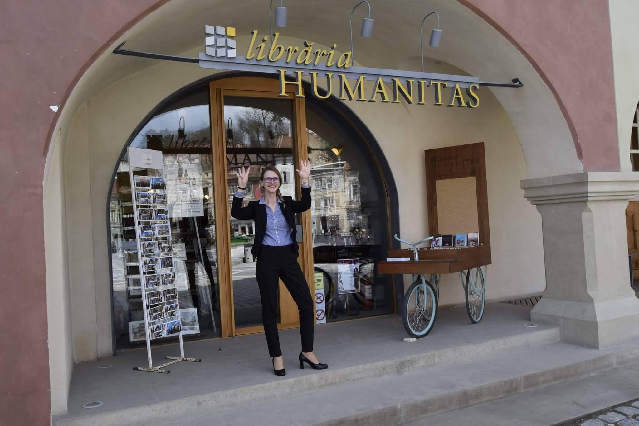 Librăria Humanitas Brașov