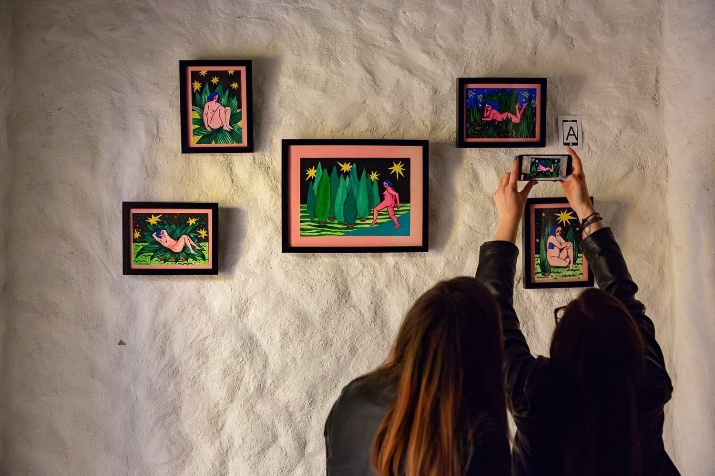 Love Livia Fălcaru - One Night Gallery