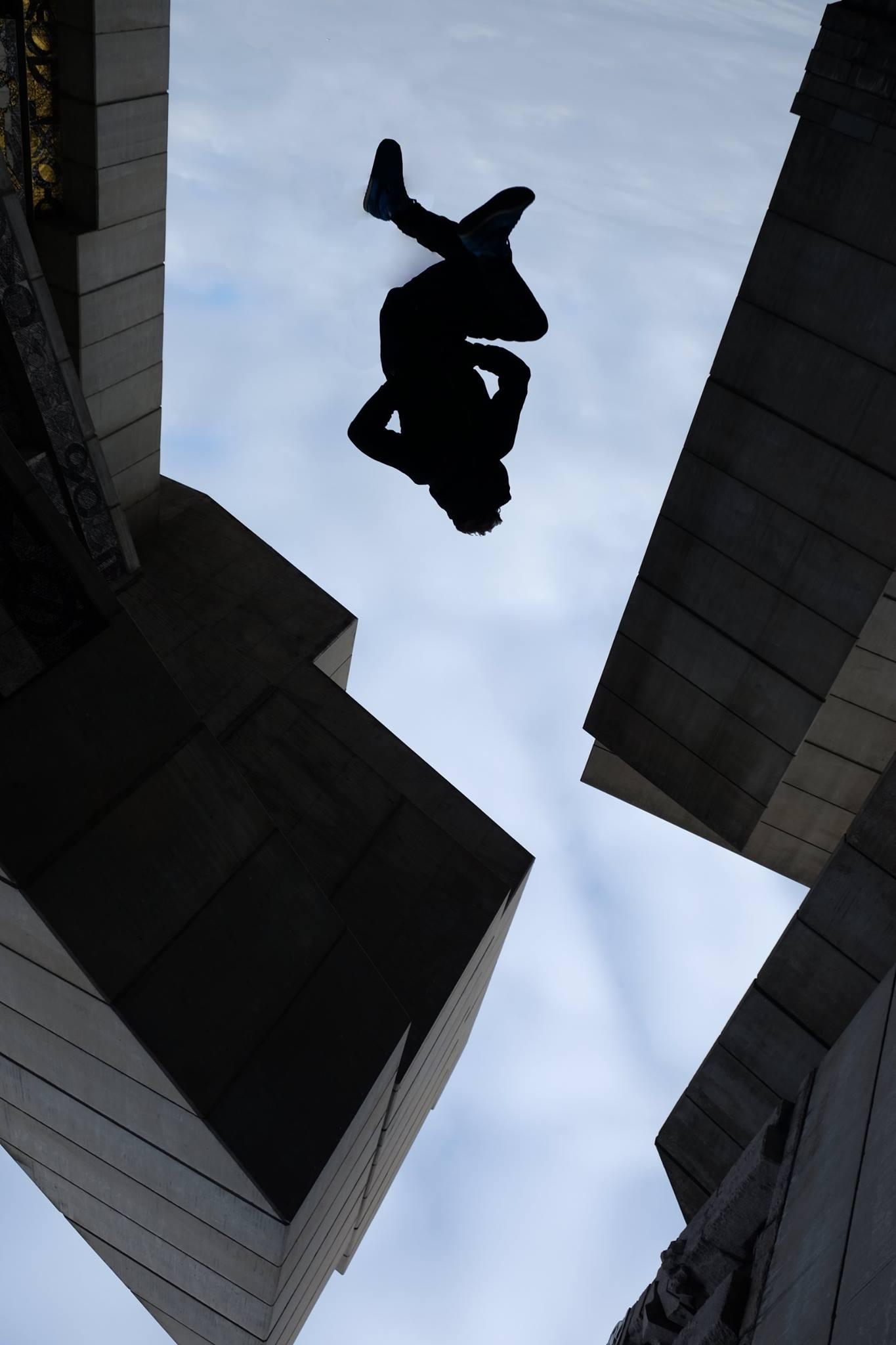Obie Platon - Flying Portrait